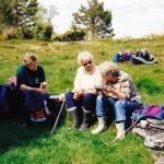 3a..Ansnessetra 1999, MargitBruset,OlinaHalle og NN