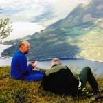 3b.Jon Bjarne og Narve på Ansnesseteren
