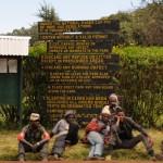Dag Sverre og Brit i Tanzania