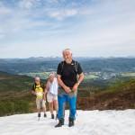 1 Spreke pensjonistar mot Skjennå