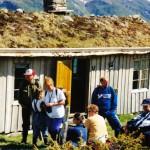 4 Oppistu på Hallsetseterskjele, 1998