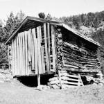18 seterfjøset oppistua Hjellnes 1953