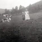 27 Mali og Gunnhild Husby på seterstølen