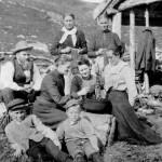 4naustådalssetra 1890-åra