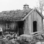 12 Austigardssetra Kvennsetdalen 1953