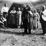 23 slåttonn i Kvennsetdalen ca 1930