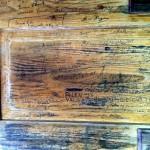 47 skrift på veggen i Fjellstua 2