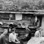 8 utigardssetra i Kvennsetdalen 1934