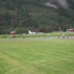 I gang med 400 meter. Foto: Marte Talgø