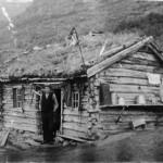 33 Anders E. Øyen på Øyåsetra