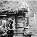 39 øyåsetra gudrun Orahaug, Josva Halle og Anders E. Halle