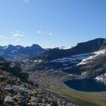 1 Snofjellet og Innerdalen