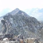 God utsikt til fjella rundt Innerdalen