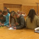 Skuleavslutning ved Stangvik Oppvekstsenter