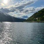 Ut fjorden
