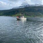 Fisking pågår