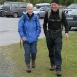 Ragnhild og Martinaus Nes er klar for Ålvundeidet. Foto: Jon Olav Ørsal