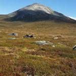 8 Svanhild og Ingunn tok turen fra Tingvoll for å være med på Trollheimsmarsjen
