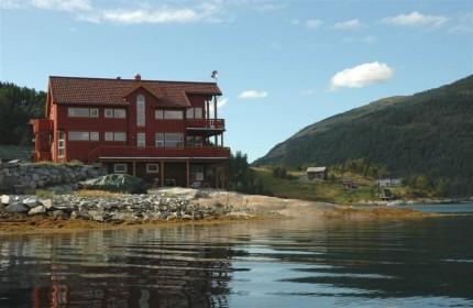 Todalen Brygge. Foto: Jon Olav Ørsal