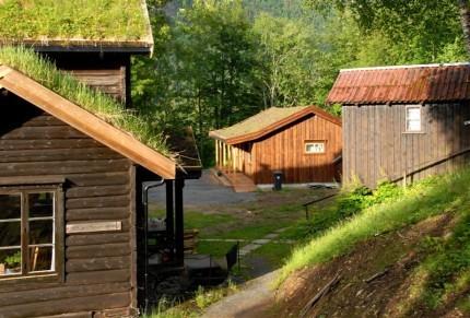 Todalshytta Sanitæranlegg. Foto: Jon Olav Ørsal