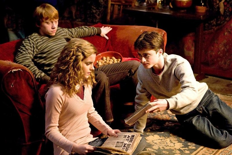 Kino:  Harry  Potter  og  Halvblodsprinsen