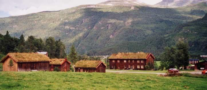 Trollheimstunnelen med innslag på Ørsal
