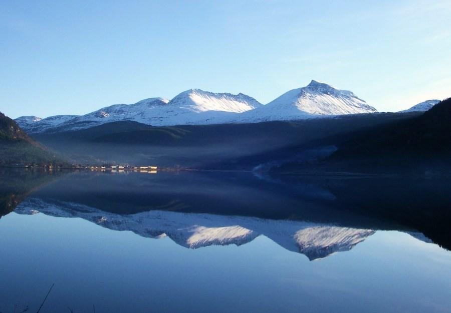 Still  fjord