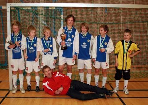 Til topps i Tjeldbergodden Cup 2009