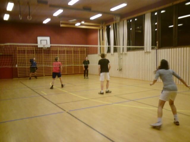 Volleyball  i  skulen