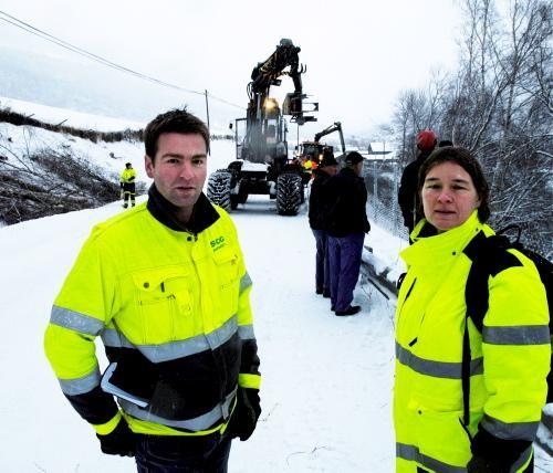 Oppdrag  i  Gudbrandsdalen