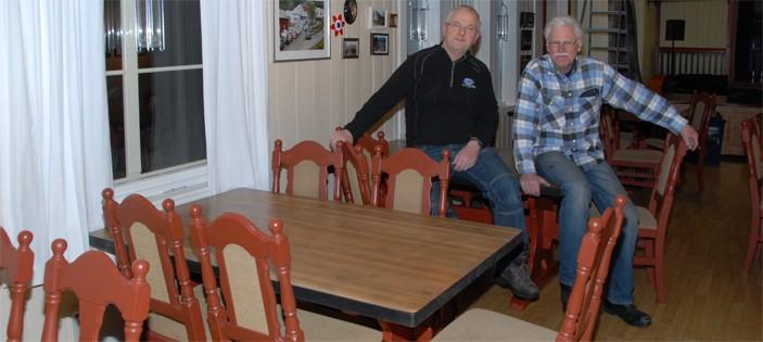 Nye bord og stolar frå Talgø