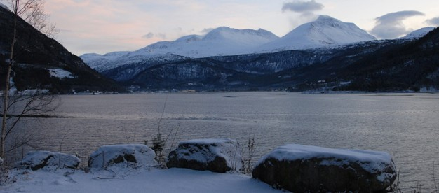Stabilt  vintervêr  –  og  vintersolverv