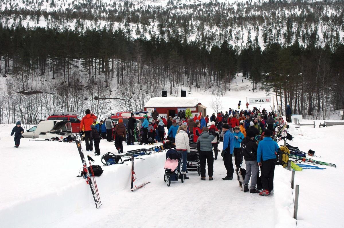 Det  blir  Skandinavisk  mesterskap  på  Kårvatn!