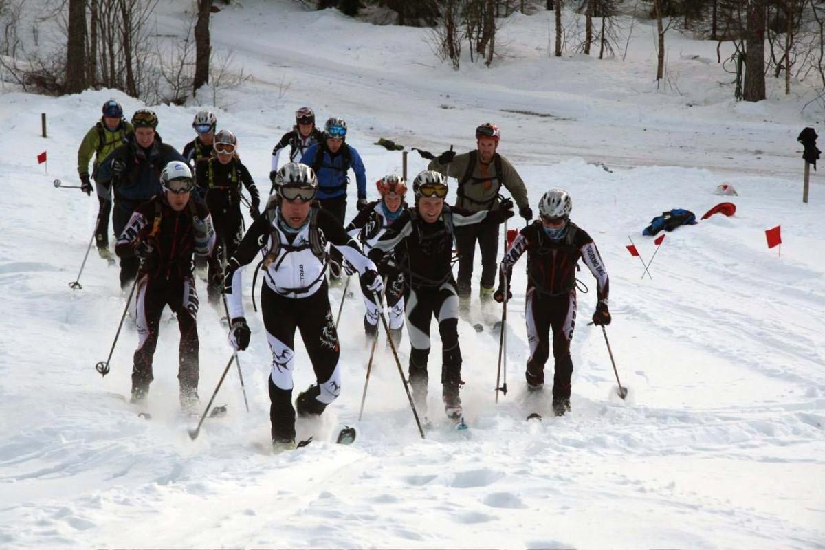 Skialpinisme  er  i  skuddet