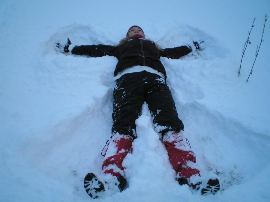 Snøengel