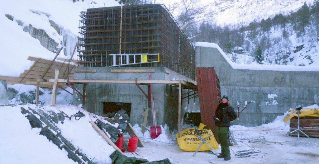 Råssåfoss  Kraftverk  –  status  på  nyåret