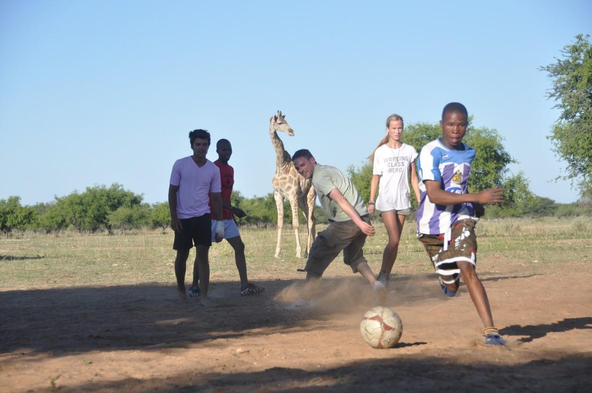 Todalen  IL-fotball  i  Namibia