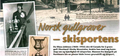 Skisportens  far  i  Canada