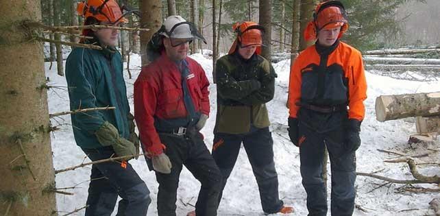Skogskursa  ferdig  –  planer  om  nytt  seinare