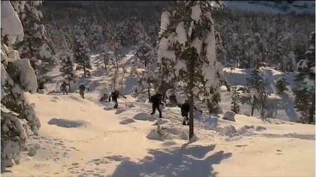 Video  fra  helgas  Skialpinisme