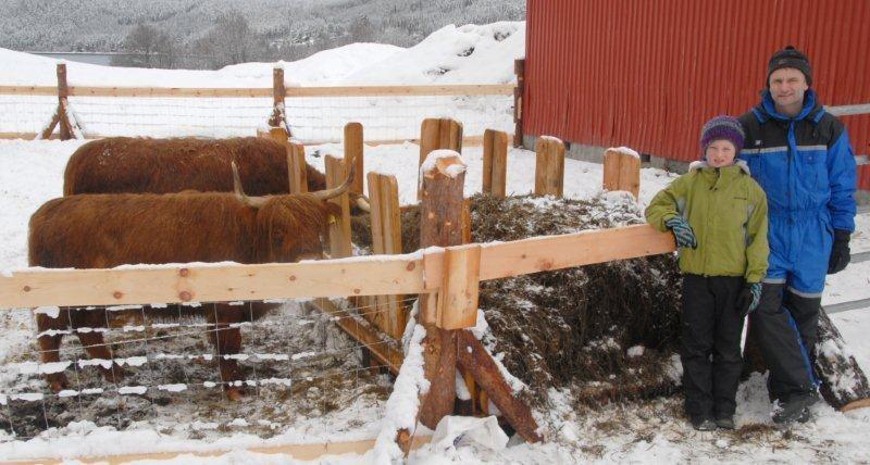 Landskapspleiarar  på  Nordvik