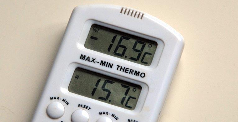 Vert det mildare i mars?