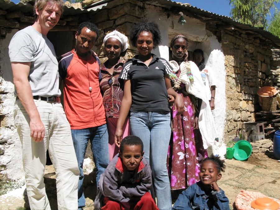 Etiopia  i  Stangvik