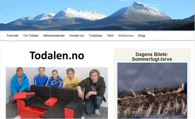 Todalen.no – medlemskap