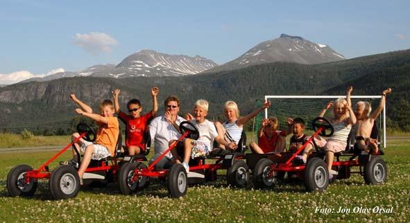 Treningstider og kamper for fotballgruppa i Søya/Todalen