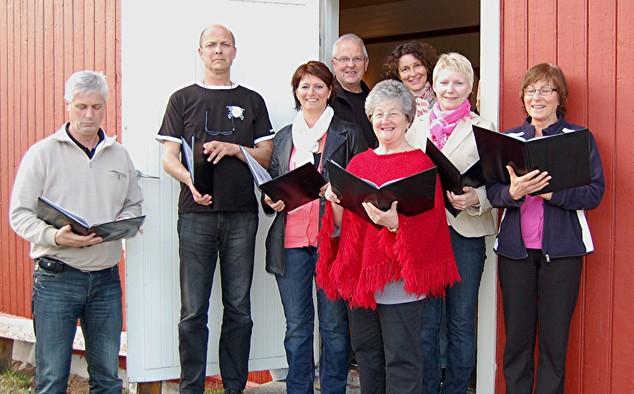 Syng med oss i Ungdomshuset