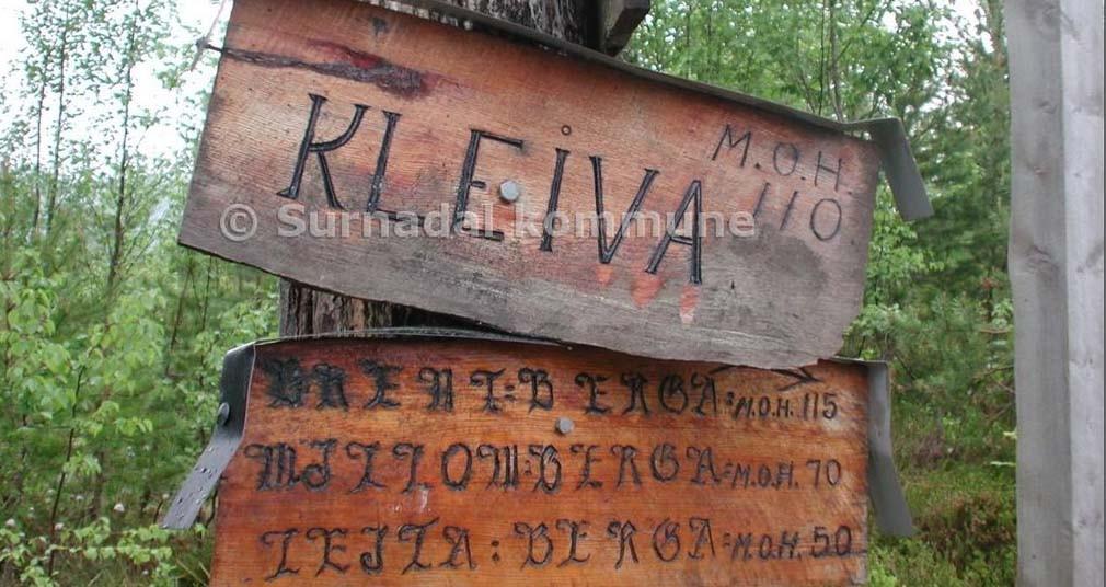 Viktige fristar i Surnadal kommune