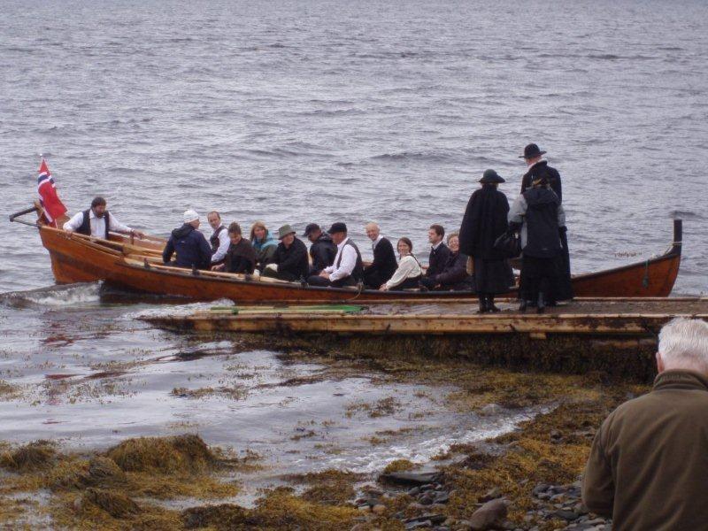 Kyrkjetur til Stangvik