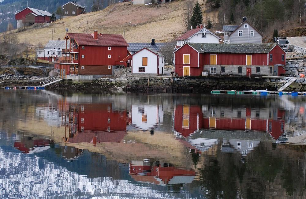 Todalen  Brygge
