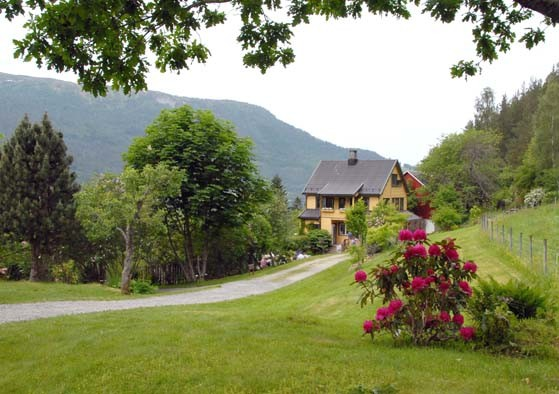 Intimkonsert i Svinvik arboret